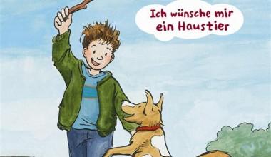"""Isarhunde lesen: """"Ich wünsche mir ein Haustier: Der Hund"""""""