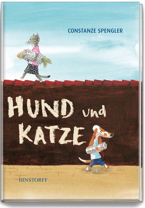 Cover: Constanze Spengler: Hund und Katze