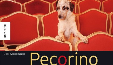 """Isarhunde lesen: """"Pecorino. Weisheiten eines Hundes von Welt"""""""