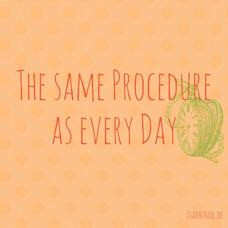 The same Procedure