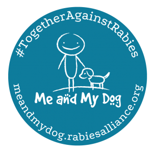 Me and My Dog #TogetherAgainstRabies