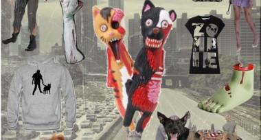 Schönes Hundeleben: Zombastic Felloween