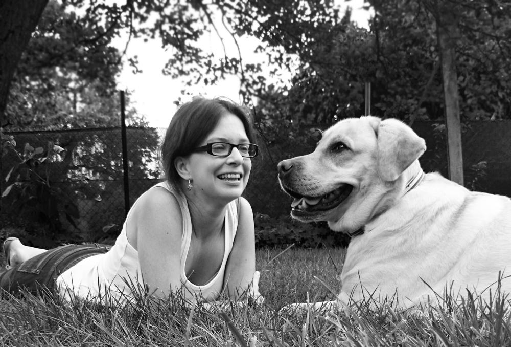 Claudia und Sunny - Hirn+Hund