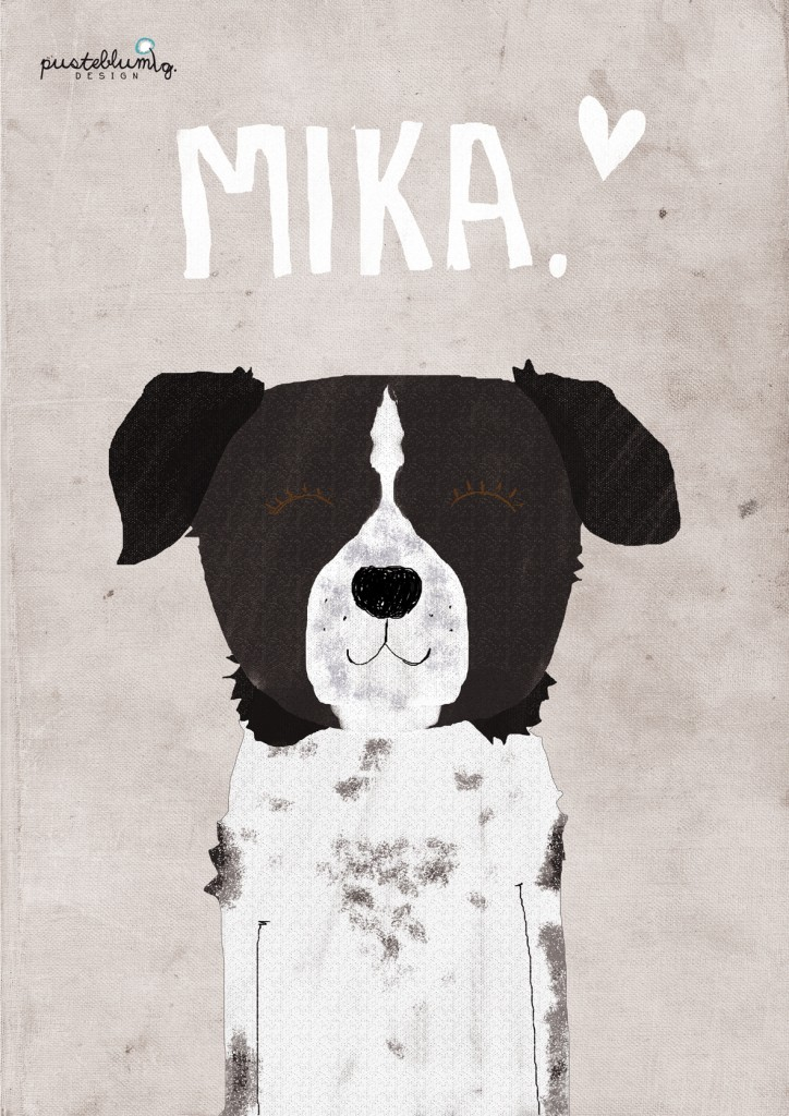 Mika. Illustration von pusteblumig