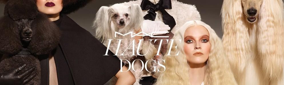 Aufgestöbert:  M·A·C Haute Dogs