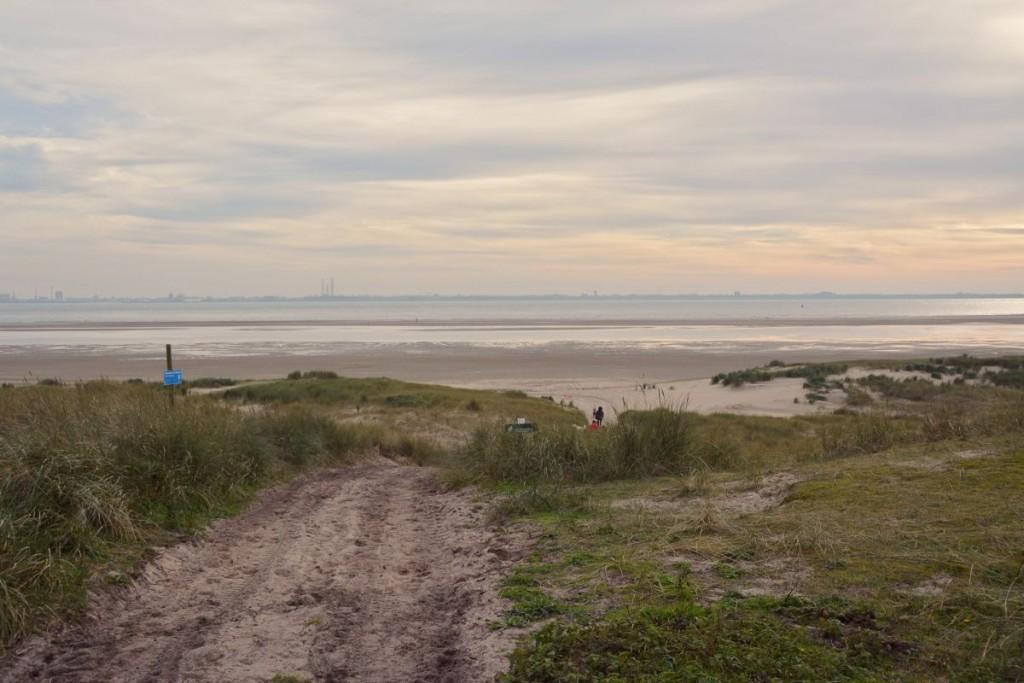 Impressionen aus dem Nationalpark Dünen von Texel