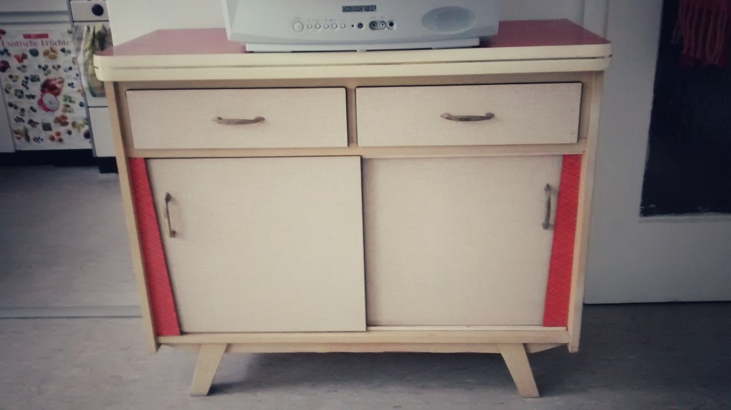Neue Möbel im Hause Isarhund