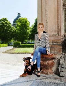 Birgitta Ornau, Gründerin und Geschäftsführerin der Terra Canis GmbH. Foto: Terra Canis