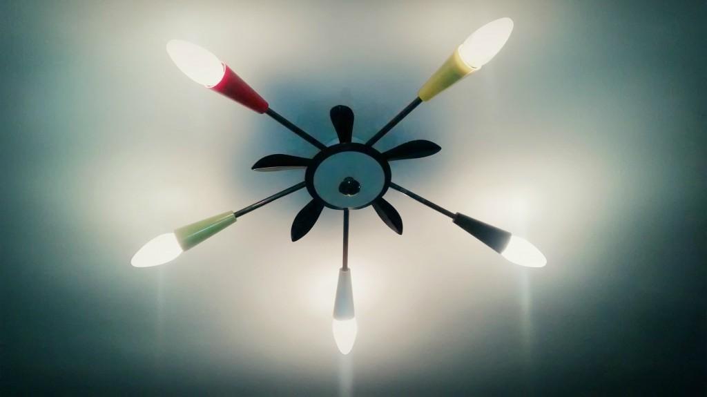 Neue, alte Lampe