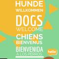 Hunde willkommen