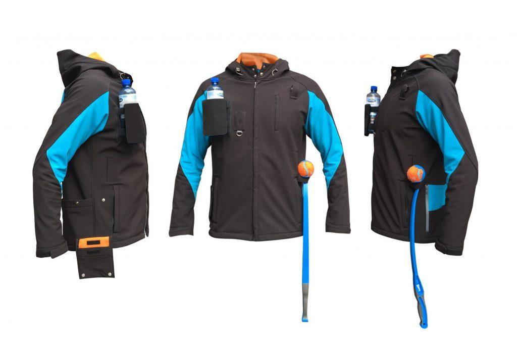 Funktional und modern werden die Jacken von Boli Munich. Foto: Boli Munich